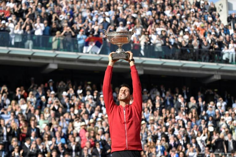 Djokovic braced for unhappy Nadal and Roland Garros demons