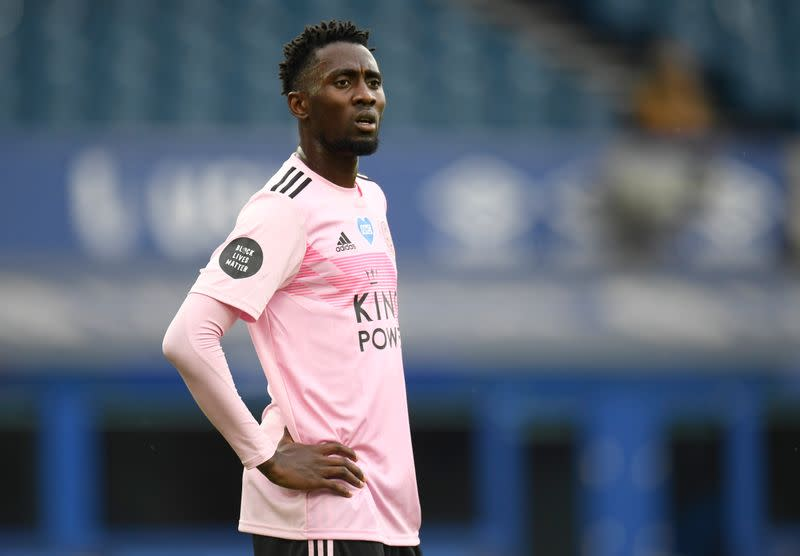 Leicester's Ndidi set to undergo groin surgery, says Rodgers