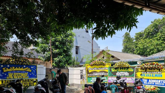 Ketua MDI Bekasi Wafat, Pengusaha Kosgoro: Dia Panutan Kader Golkar Muda