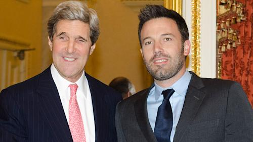 'Argo' gets major last-minute endorsement … from the State Department!