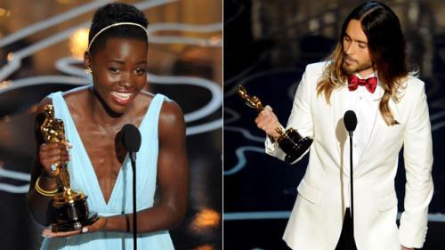 WATCH: Top 5 Oscar Speeches Of 2014
