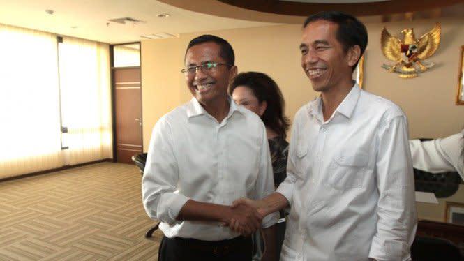 Dahlan Iskan Ingatkan Jokowi soal Menyimpan Bara Panas