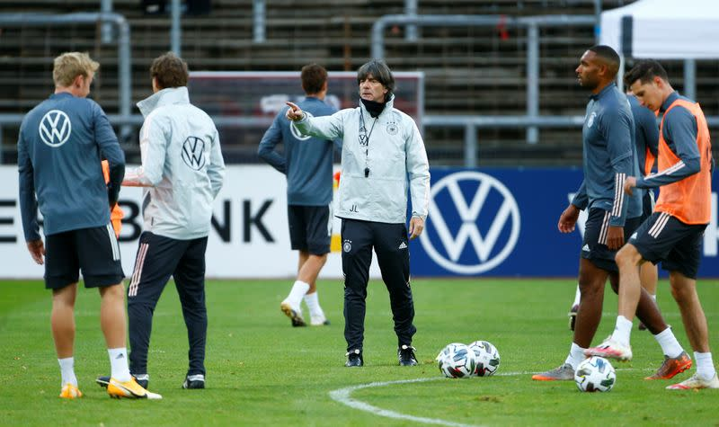 Rotation will be key for Germany success at Euros says Loew