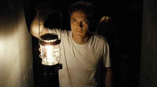 """In this film image released by Sony Pictures Classics, Michael Shannon is shown in a scene from """"Take Shelter."""" (AP Photo/Sony Pictures Classics)"""