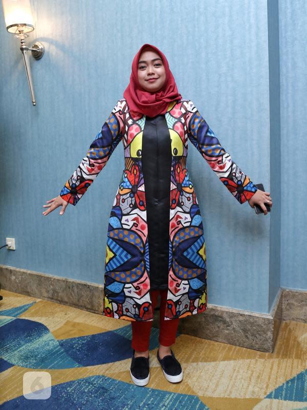 Ria Ricis. (Adrian Putra/Bintang.com)