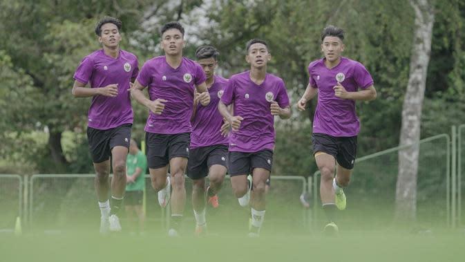 Ketua Umum PSSI, Mochamad Iriawan, mengklaim Timnas Indonesia U-19 mengalami perkembangan yang pesat dalam pemusatan latihan di Kroasia. (dok. PSSI)