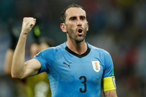 Uruguay are marshalled by defensive stalwart Diego Godin