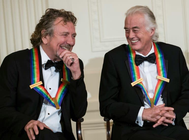 Led Zeppelin prevails in 'Stairway' copyright battle