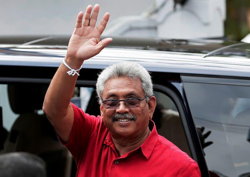 Sri Lanka's Rajapaksa draws country closer to China after summit