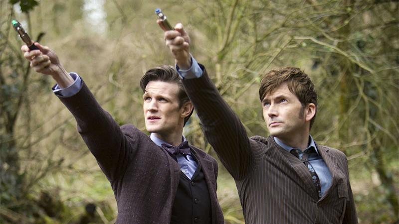 'Doctor Who' Earns $2.91 million at U.K. Box Office