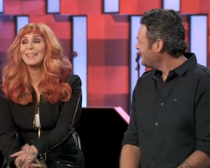 The Voice Exclusive Preview Video: Blake Steals From Adam! Xtina Cries! Cher…Throws Shade?