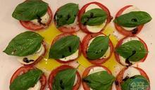 【裴社長廚房手記60】番茄羅勒莫札瑞拉乳酪沙拉 義大利的旅行回憶