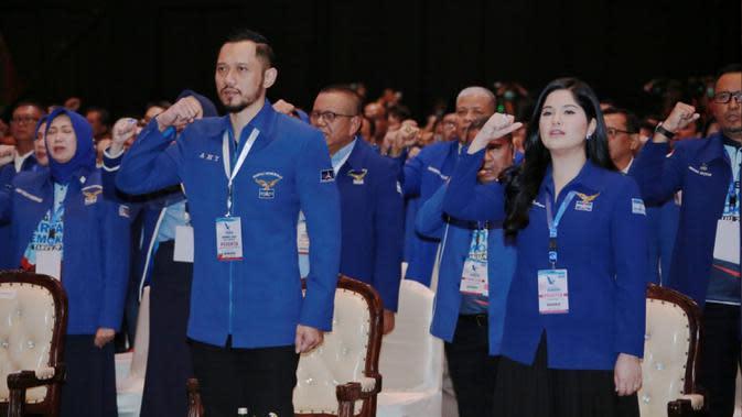 AHY Instruksikan Calon Kepala Daerah dari Demokrat Patuhi Protokol Kesehatan saat Kampanye