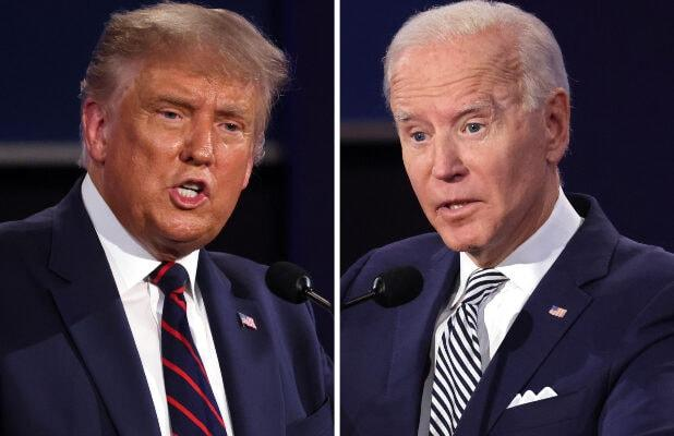 Trump and Biden to Battle in Competing Town Halls on Thursday