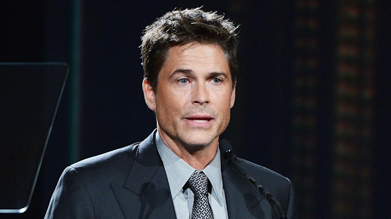 Rob Lowe Cast as JFK in 'Killing Kennedy'