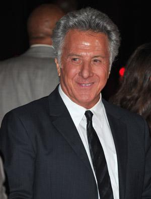 Dustin Hoffman Saves the Life of a Jogger