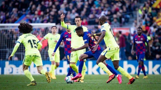 Prediksi Getafe Vs Barcelona: Bukti Hegemoni Messi Cs