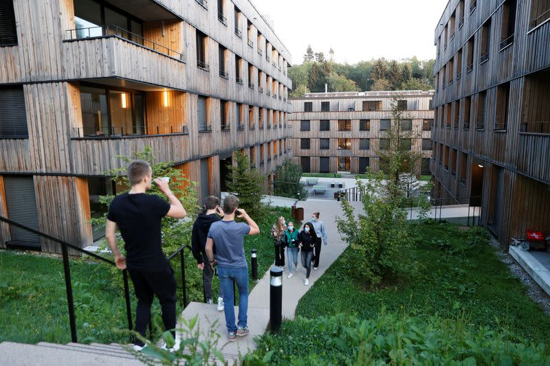Switzerland sends 2,500 students into quarantine after hotel school COVID outbreak