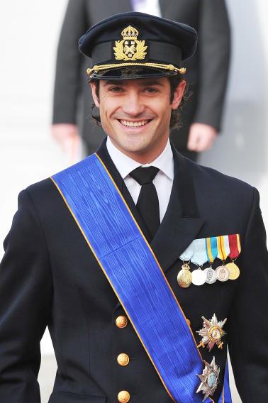 Prince Carl-Philip