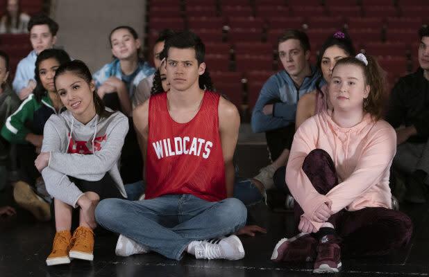 'High School Musical' Showrunner Explains How His Meta Disney+ Series Works