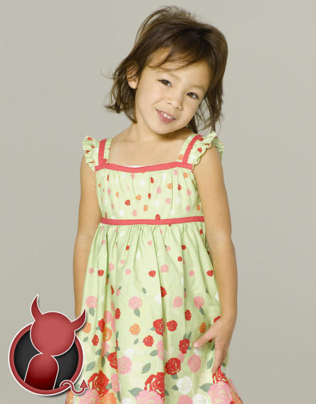 """Naughty: Lily (""""Modern Family"""")"""