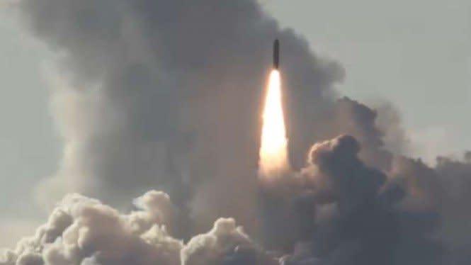 Mengejutkan, Arab Saudi Dibantu China Buat Senjata Nuklir