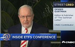 Gartman: Going to be better circumstance for gold than it...