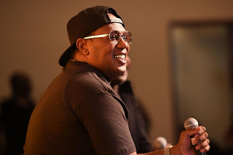 ATLANTA, GA - OCTOBER 07: Rapper Master P speaks on stage at A3C Festival And Conference at Loudermilk Center on October 7, 2016 in Atlanta, Georgia. (Photo by Paras Griffin/Getty Images)