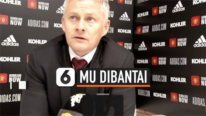 VIDEO TOP 3: Curahan Hati Manajer Manchester United