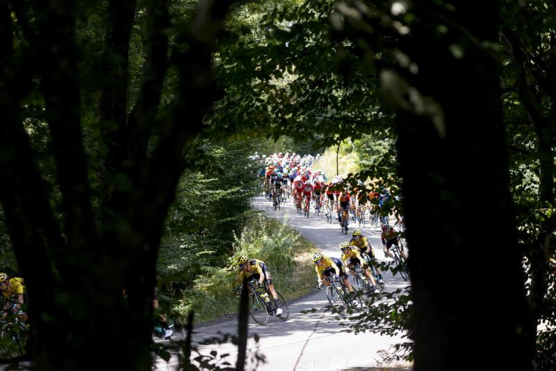 Criterium du Dauphine 2020 72nd Edition 2nd stage Vienne Col de Porte 135 km 13082020 Primoz Roglic SLO Team Jumbo Visma photo Luis Angel GomezBettiniPhoto2020
