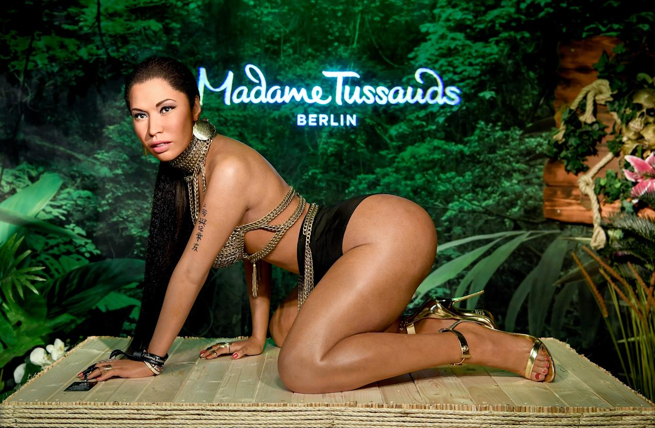 "Madame Tussauds Berlin unveiled their latest wax figure on Jan. 7, 2020, but some fans were left wondering who exactly they were trying to portray.  ""That must be Mikki Minach because that DAMN SURE ain't Nicki Minaj,"" one Twitter user <a href=""https://twitter.com/KingDonniHughes/status/1214664635695161344"">wrote</a>.  Another <a href=""https://twitter.com/thinlizzy90/status/1214613266862870528"">wrote</a>, ""melt it all down and try again smh.""  This isn't the first time"