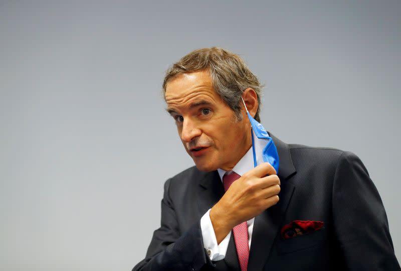 IAEA in wide-ranging talks with Saudi Arabia on tougher nuclear checks
