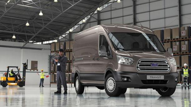 2014 Ford Transit and Transit Connect vans get their U.S. passports
