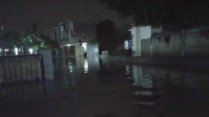 Dampak La Nina, Waspada Hujan Lebat di Indonesia Selama Sepekan