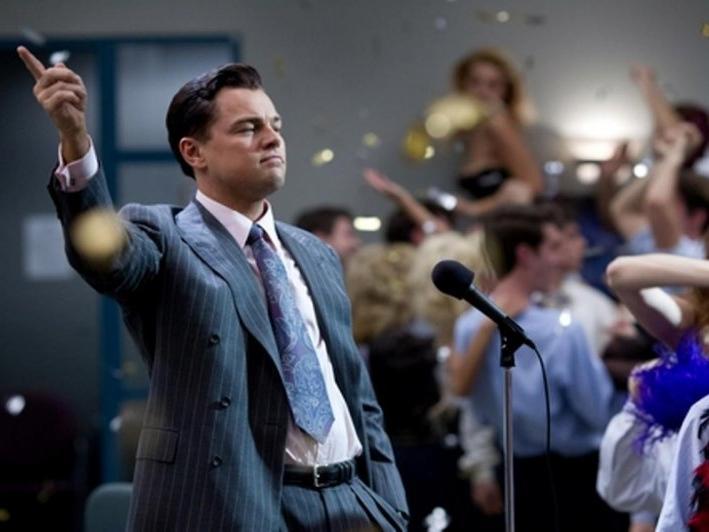 《華爾街之狼》(The Wolf of Wall Street, 2013)