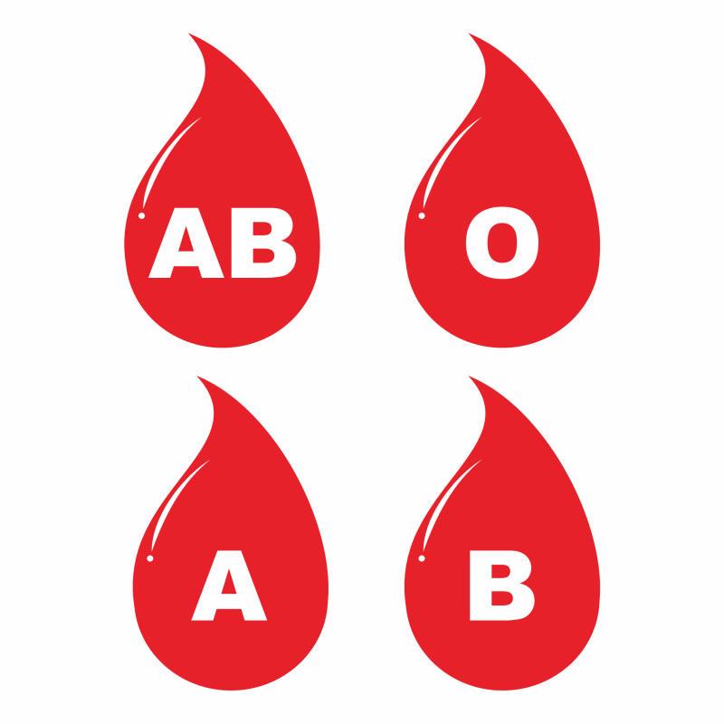 golongan darah di cv lamaran kerja