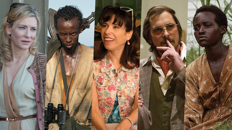 Newcomers Battle Veterans in Oscar Acting Races