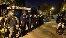 南鐵地下化「2抗爭戶」 鐵道局凌晨突強拆!警民爆發激烈衝突