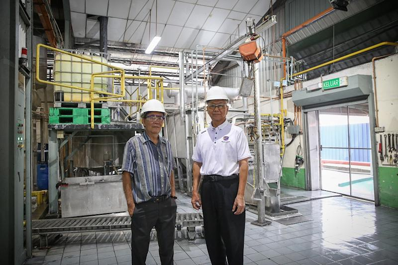 Together, both Ng and Kam have seen NSC grow from a small chemical plant into the multi-operation facility it is now.