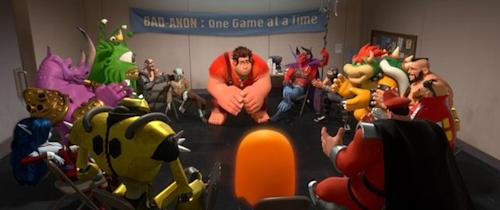 Wreck-It Ralph Five Film Facts