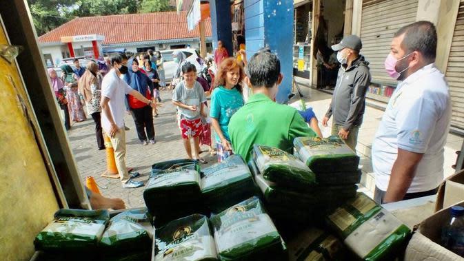 Perum BULOG Bersama Gulaku Gelar Gerakan Stabilisasi Pangan/dok. Gulaku