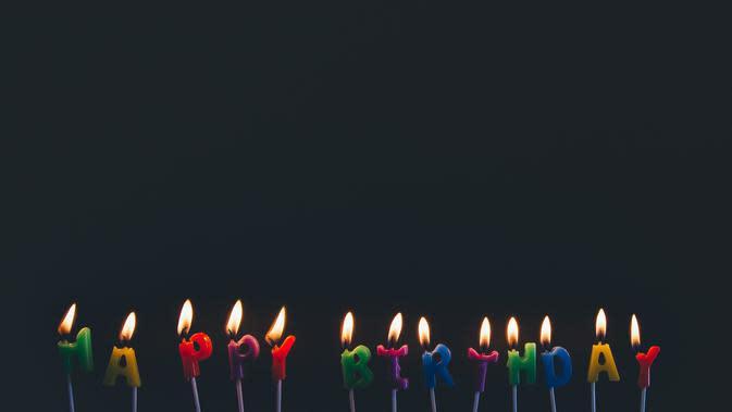 Ilustrasi ulang tahun. (dok. Foto Annie Spratt/Unsplash/Dinny Mutiah)