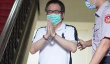 蔡正元涉掏空中影3.7億 北檢聲請延押2個月