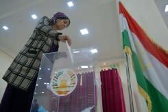 Orang kuat Tajikistan diperkirakan menang mudah dalam pemilu