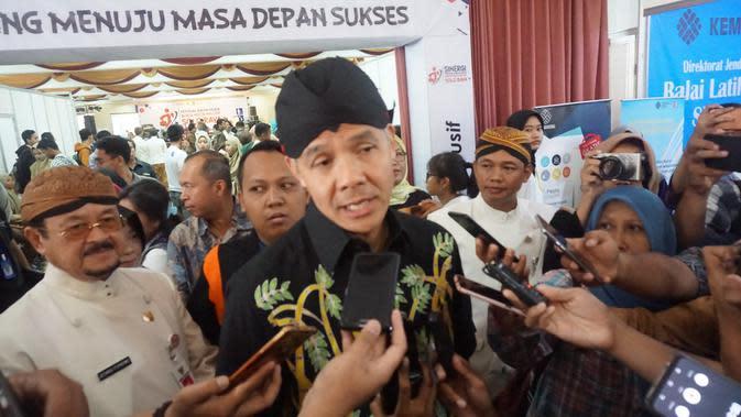 Jurus Ganjar Pranowo Bawa Ekonomi Jawa Tengah Tumbuh 7 Persen