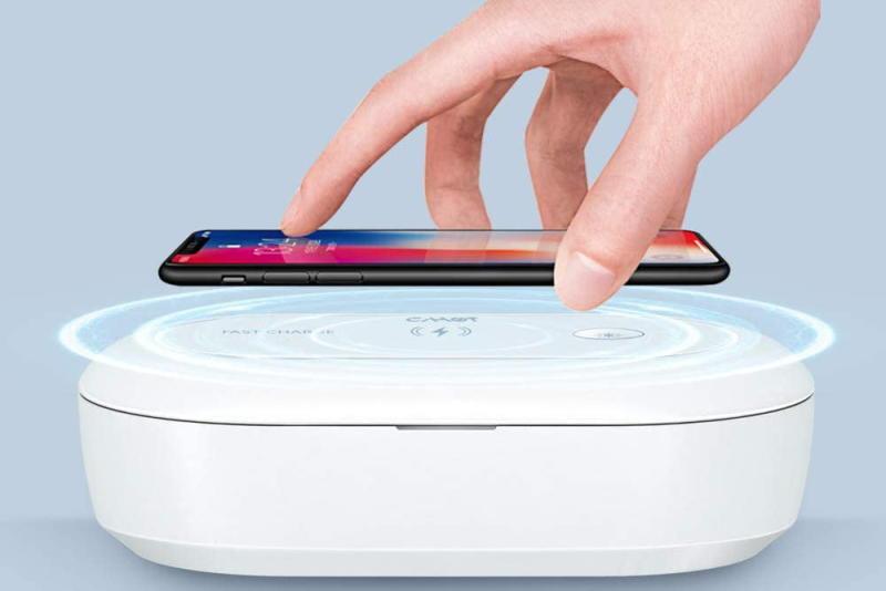 Lambor Studios Portable UV Phone Sanitizer