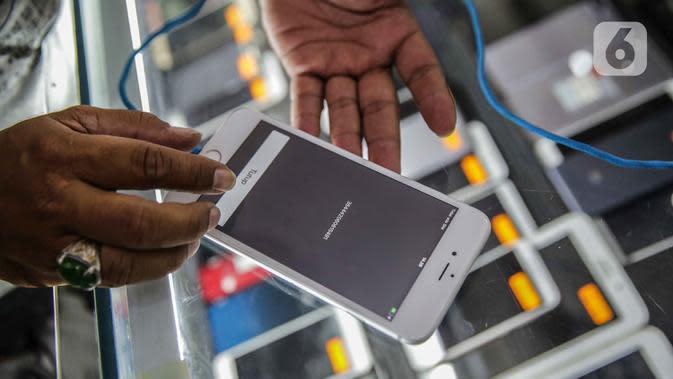 Top 3 Tekno: Aturan Blokir Ponsel BM Berbasis IMEI Mulai Berlaku