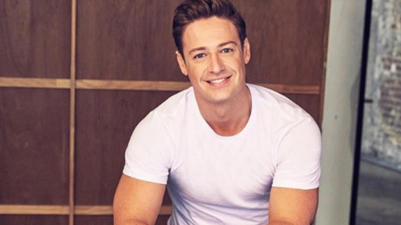 A photo of The Bachelor Australia season seven Bachelor, Matt Agnew.