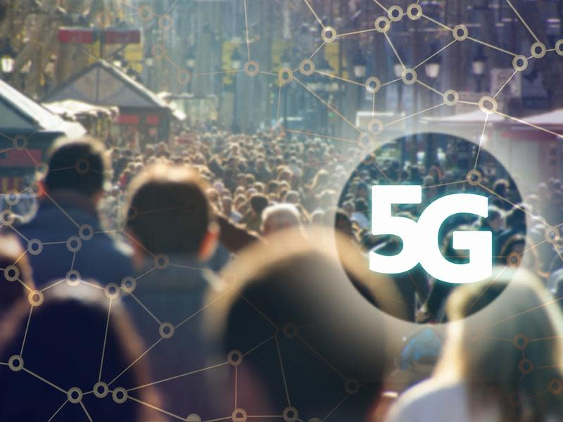 5G比4G快20倍 即時訪問更高效