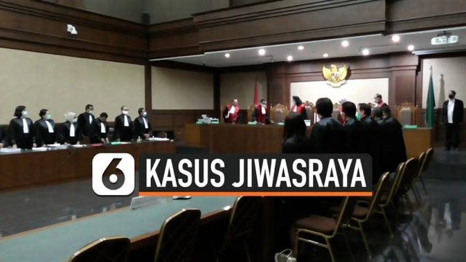 VIDEO: Kasus Jiwasraya, Benny Tjokro Dituntut Penjara Seumur Hidup